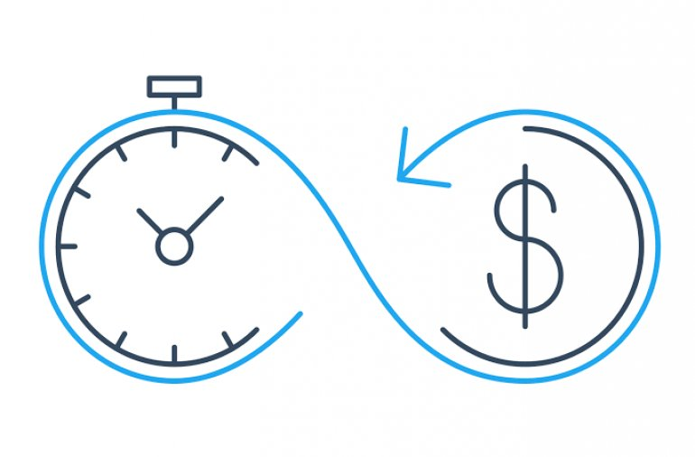 When more time means (effectively) more money